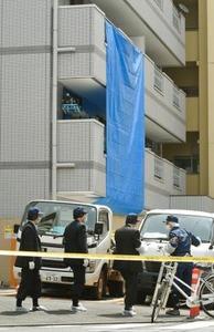 【東京】娘の元交際相手に首を切られて韓国籍の男性死亡、中国人留学生逮捕