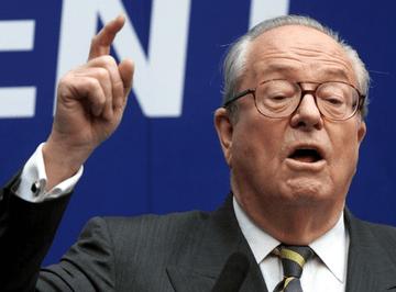 【フランス】ル・ペン前党首「ガス室、ささいなこと」 → ユダヤ人差別にあたるとして捜査