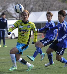 【サッカー】G大阪、韓国の蔚山現代と練習試合で乱闘! DFが相手選手から悪質なファウルを受けたことをきっかけ