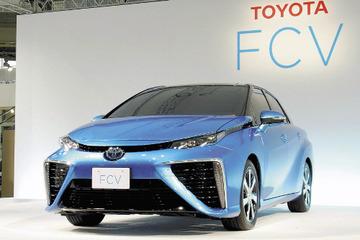 【経済】トヨタの燃料電池車、車名は「ミライ」