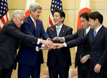 米保守派「もう韓国はダメだ。在韓米軍撤退させて対中包囲は日米豪でやる」