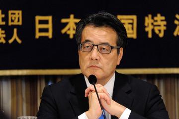 【AIIB】民主・岡田「米国の参加が難しければ、日本単独で加わる事も必要」