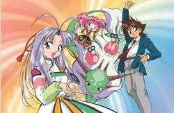 アニメ「守護月天!」のBDBOXがリリース決定!