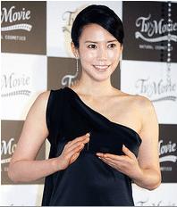 女優の中谷美紀さんがドイツ人ビオラ奏者と交際!事務所も恋人と認めている模様