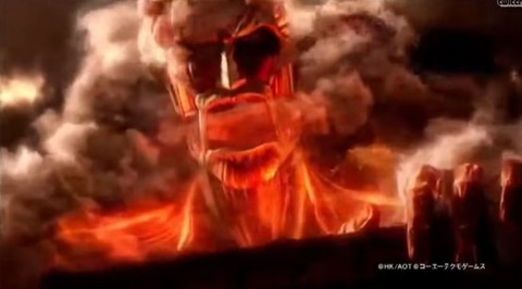 PS4/PS3/PSVita『進撃の巨人』のトレーラーが公開! スピード感ヤバイwwwwwwww