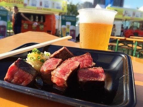2016年1月2日に「肉フェス」が関西に初上陸!