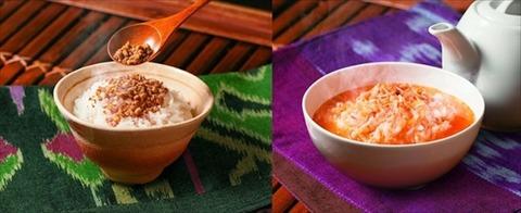 セブン&アイと永谷園がコラボしたガパオ風味のふりかけやトムヤムクン味のお茶づけなどが登場!