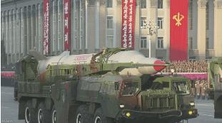 本日前7時50分ごろ、北朝鮮が日本海に向けて弾道ミサイル1発を発射!