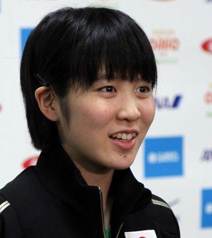 卓球女子W杯で16歳の平野美宇選手が大会最年少で優勝!