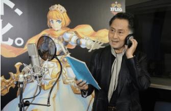 劇場版アニメ「モンスターストライク THE MOVIE」のゲスト声優に北大路欣也さんが出演