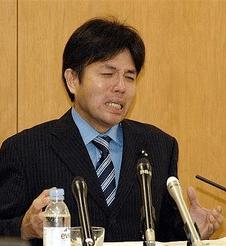 きょう判決の号泣元兵庫県議の野々村竜太郎被告「コメントや会見は一切致しません」