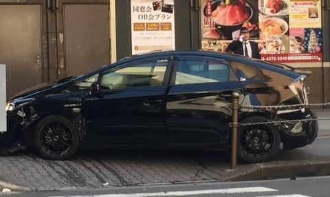 【梅田暴走】死亡した暴走車の運転手、心臓近くの血管破裂で意識不明状態だった可能性が浮上