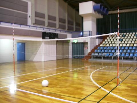 【ヒェッ…】味の素ナショナルトレーニングセンターで、慶大バレーボール部員が剥がれた床板が太ももに刺さり、数十針縫う大ケガを負った模様