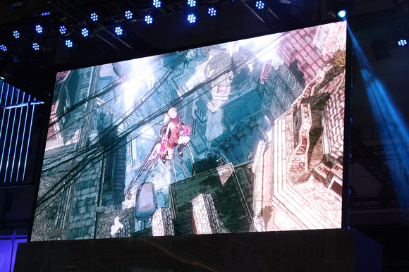 【GRAVITY DAZE】TGS2013で新作らしき映像が公開!!続編はPSVitaで確定か?