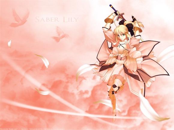 [再掲:Amazon予約開始]【Fate/stay night】フィギュア『セイバー・リリィ』予約開始!ドレススタイルでカリバーンを携えたセイバーが美しい・・・!!