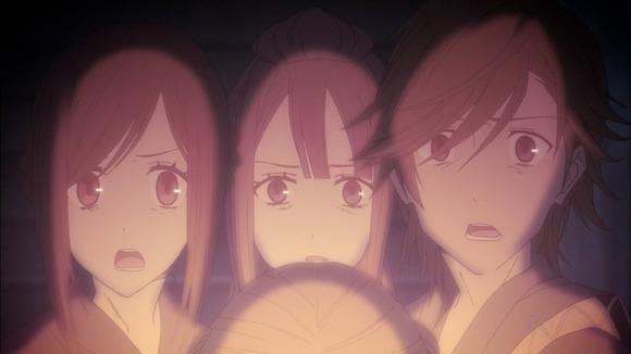 【新世界より】第19話 大量殺戮怖すぎワロタ・・・完全にホラーアニメ