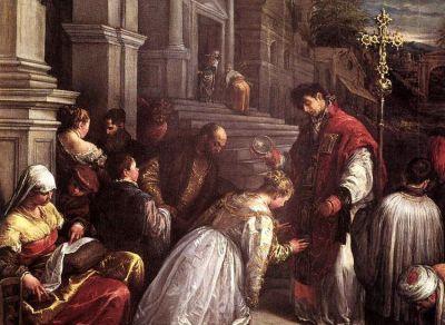 サン・ヴァレンタイン(St. Valentine) : Renaissance
