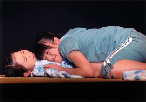 矢島舞美と田辺奈菜美がレズレズじゃのうww