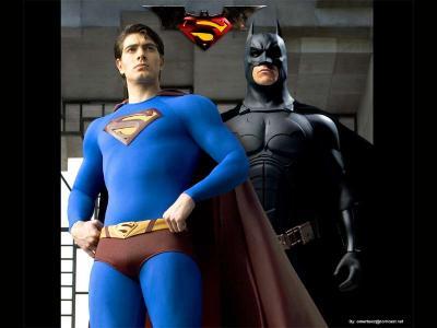 スーパーマンとバットマン、初共演の映画製作へ