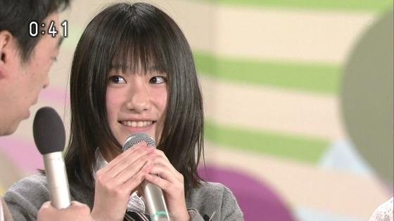 NHKのど自慢に可愛いJK登場