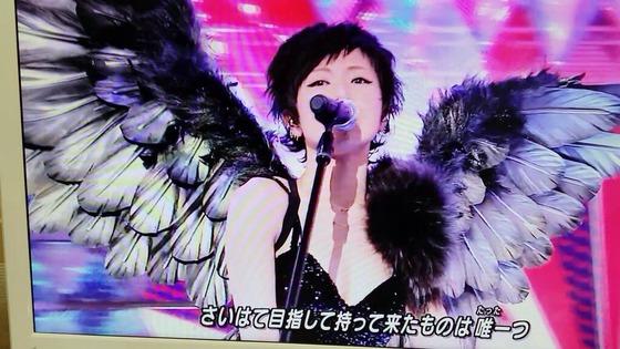 【画像】椎名林檎のMステでのハイレグ衣装が放送事故