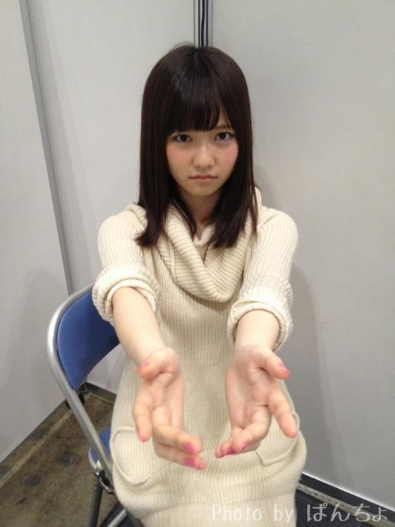 島崎ぱるるの握手会www