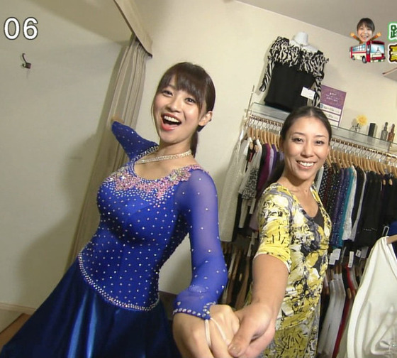 【画像】 静岡で爆乳の女子アナウンサーを発見wwwww