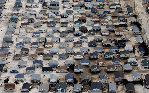 【画像】日本よ、これが家の並べ方だ