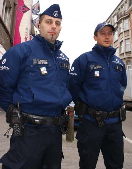 俺、警察官になる。