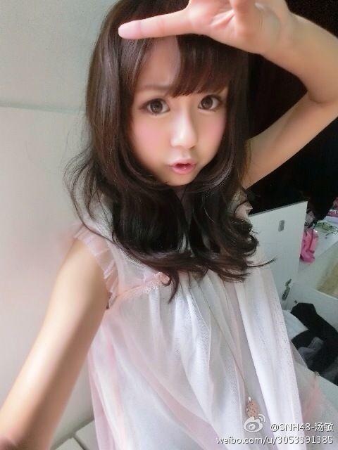 【画像】 中国政府 「上海アイドルSNH48が美少女すぎる件。日本代表のAKB48ってブスじゃね?」