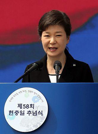 """【韓国】「謝る前に必ず謝罪を受ける」""""お姫さま""""朴槿恵大統領の対応がジョークに"""