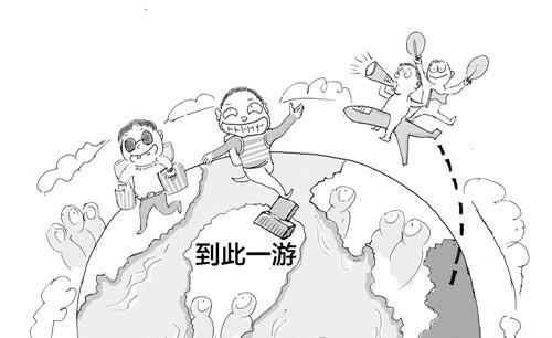 オランダ人ガイドが語る「中国人観光客の10の悪習」