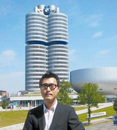【中央日報】BMW初の韓国人デザイナー「欧州では韓国車のデザインが日本車に勝る。箸でキムチを取り分ける韓国の繊細さが役立つ」