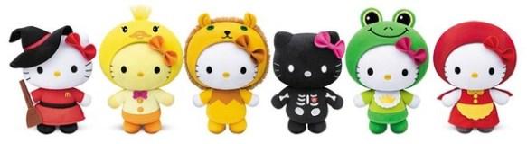 【シンガポール】限定おまけの「キティちゃん人形」でマクドナルド大混乱