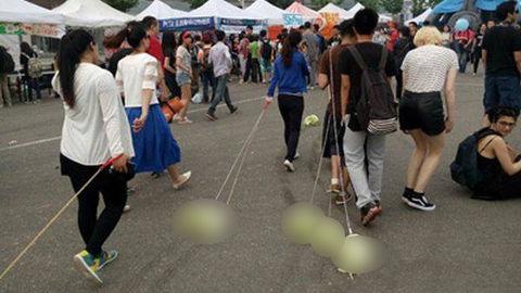 【台湾速報】中国であらたな流行??新しいペット登場!!台湾の反応「なにこれ?」「意味がわからない」「金持ちの暇つぶしだな」