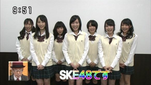 SKE48出演スッキリ 須田亜香里が見事なスベリを披露する