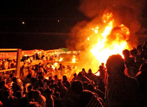 【閲覧注意】福知山の爆発事故の被害者が想像以上に悲惨すぎる
