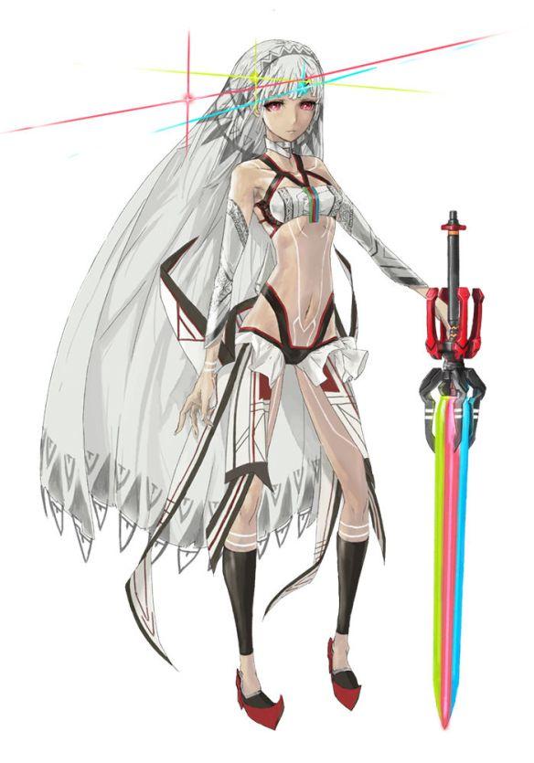 【Fate/Grand Order】新たなサーヴァント「セイバー」(CV:能登麻美子)を公開されたぞ!
