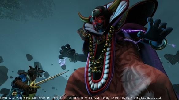 【ドラゴンクエスト ヒーローズ】ゾーマが直立不動で硬直するバグ