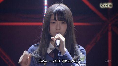 長濱ねる 菅井友香5