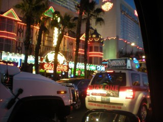 >Las Vega(n)s Weekend, Part 2