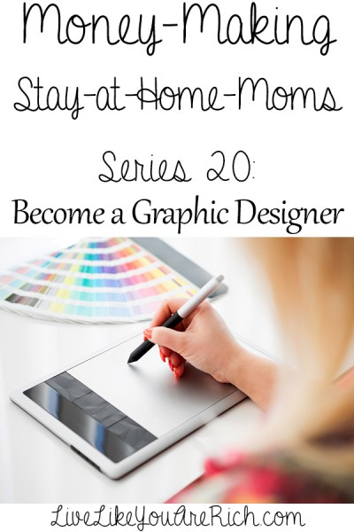 How to Make Money as a Graphic Designer from Home | Live ...