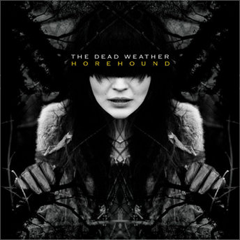 the dead weather album cover
