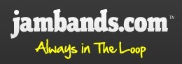 jambands dot com logo
