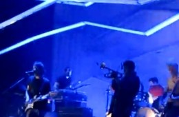 atoms for peace with horn player fox