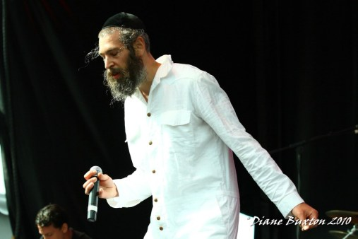 Matisyahu @ Mountain Jam 2010