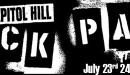 capitol hill block party 2010 seattle logo