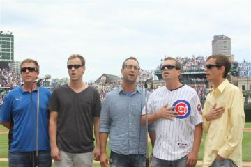 umphrey's mcgee sing at wrigley field