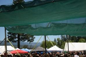 Crowd at Zach Deputy @ High Sierra 2010