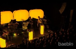 yeasayer live on baeblemusic dot com